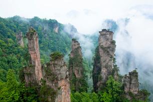 奇岩の写真素材 [FYI03350471]