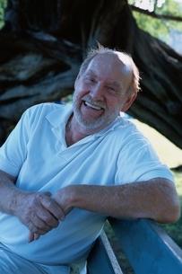 外国人の老人男性の写真素材 [FYI03351808]