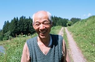日本人の中高年男性の写真素材 [FYI03351831]