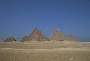 ピラミッドの写真素材 [FYI03353418]
