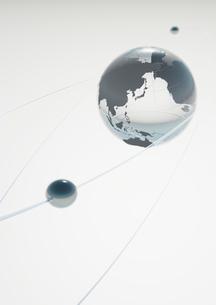 地球儀の写真素材 [FYI03353456]