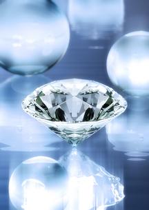 ダイヤモンドの写真素材 [FYI03353457]
