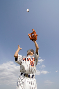 野球少年の写真素材 [FYI03353522]