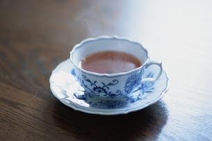 ティーカップとソーサー(MEISSEN)の写真素材 [FYI03353606]