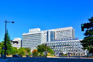 東北大学病院の写真素材 [FYI03353752]