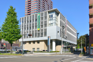 仙台中央警察署の写真素材 [FYI03353782]