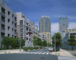 幕張ベイタウン     千葉県の写真素材 [FYI03353845]