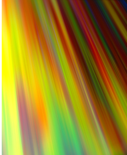 虹色の光の写真素材 [FYI03354011]