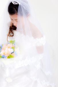 花嫁ブライダルイメージの写真素材 [FYI03354458]