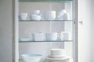 食器棚の写真素材 [FYI03354527]