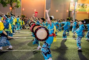 盛岡さんさ踊りの写真素材 [FYI03355042]
