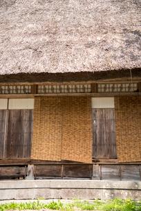 富山県五箇山相倉合掌造り集落 の写真素材 [FYI03355309]