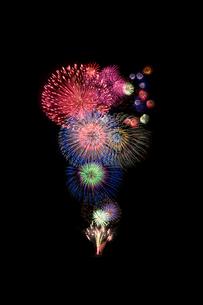 花火の写真素材 [FYI03356174]