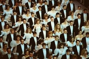 舞踏会        ウィーン オーストリアの写真素材 [FYI03357226]