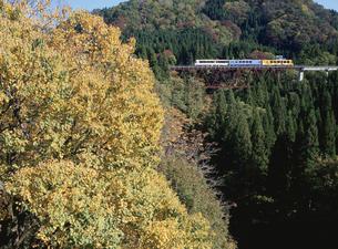 秋田内陸線の写真素材 [FYI03357378]