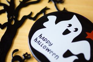 ハロウィンのお化けの小物の写真素材 [FYI03358422]