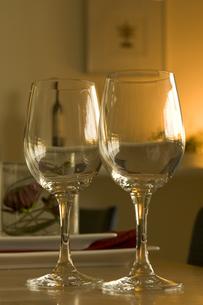 ワイングラスの写真素材 [FYI03361438]