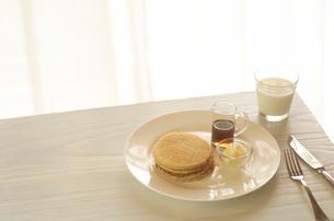 パンケーキの写真素材 [FYI03361677]