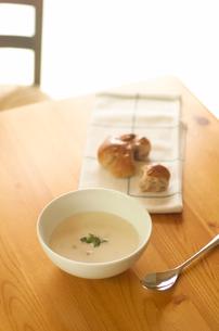 スープの写真素材 [FYI03361678]