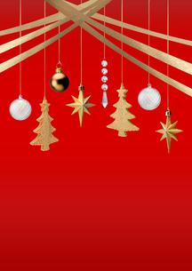クリスマスオーナメントの写真素材 [FYI03361810]