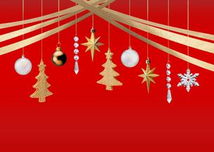 クリスマスオーナメントの写真素材 [FYI03361814]