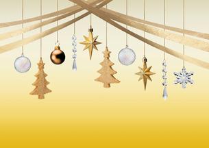 クリスマスオーナメントの写真素材 [FYI03361818]