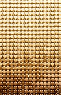 ゴールドの金属素材の写真素材 [FYI03361841]