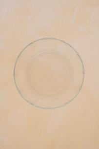 ガラス皿の写真素材 [FYI03362289]