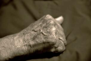 老婆の手の写真素材 [FYI03362765]