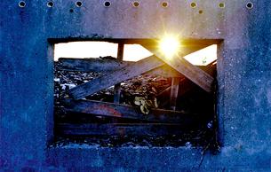 木材廃棄場の写真素材 [FYI03362795]