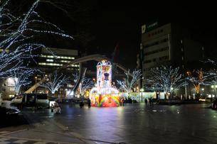 千葉中央公園のイルミネーションの写真素材 [FYI03362993]