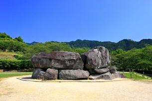 石舞台古墳の写真素材 [FYI03363157]