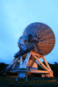 国立天文台VERA小笠原観測局 天文広域精測望遠鏡の写真素材 [FYI03363675]