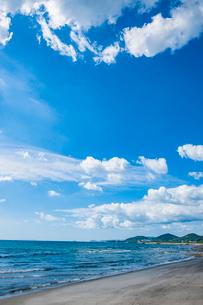 江口浜の写真素材 [FYI03364607]