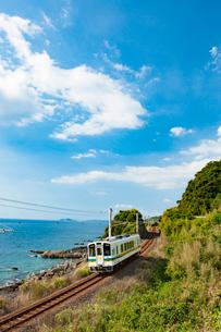 肥薩おれんじ鉄道の写真素材 [FYI03364629]