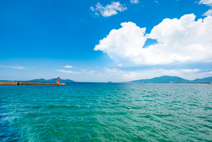 神湊海水浴場2の写真素材 [FYI03364632]