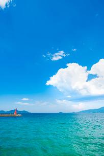 神湊海水浴場3の写真素材 [FYI03364640]