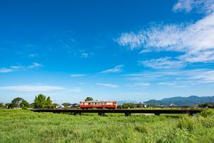 甘木鉄道3の写真素材 [FYI03364650]