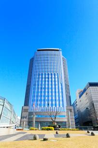 オアシス21よりNHK名古屋放送センタ-ビルの写真素材 [FYI03364795]