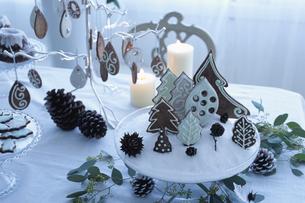クリスマスの飾りの写真素材 [FYI03367366]