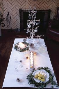クリスマスのインテリアの写真素材 [FYI03367395]