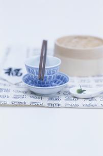 飲茶セットの写真素材 [FYI03368768]