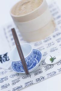 飲茶セットの写真素材 [FYI03368770]