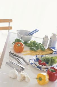 野菜と食材の写真素材 [FYI03369030]