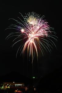 花火の写真素材 [FYI03372440]