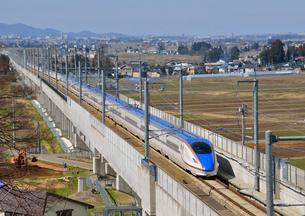 北陸新幹線の写真素材 [FYI03372977]