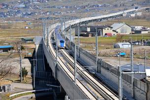 北陸新幹線の写真素材 [FYI03372988]