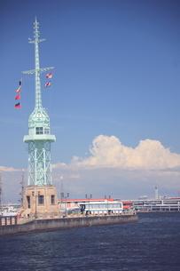神戸ハーバーランドの写真素材 [FYI03374441]