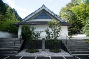 井上靖文学館の写真素材 [FYI03375697]