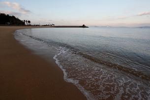 瀬戸内海 海と空の写真素材 [FYI03376610]